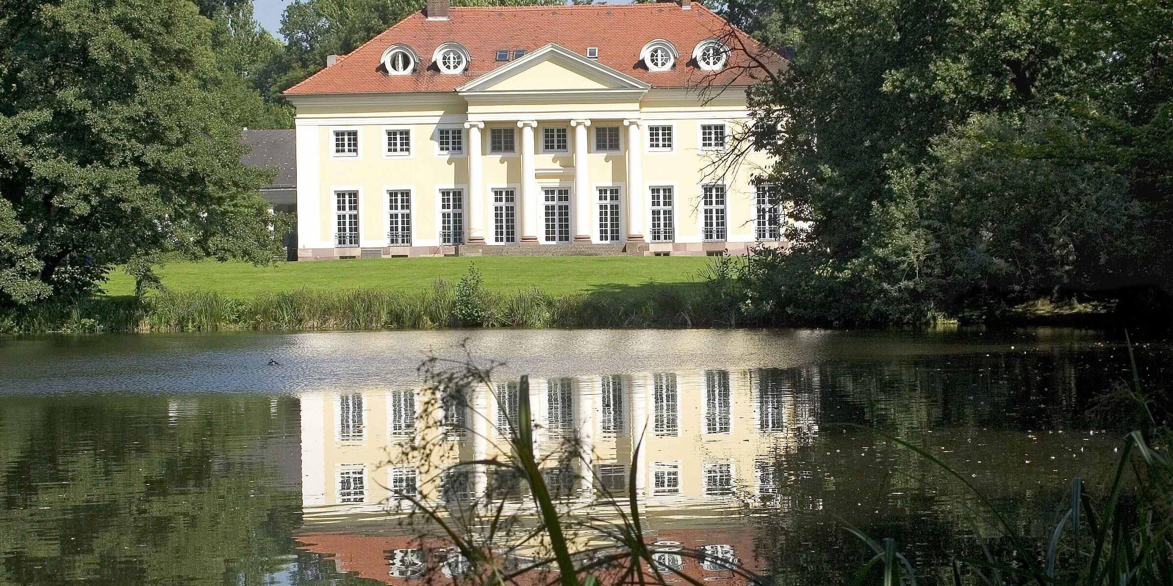 Schlösschen Schönburg in Hofgeismar